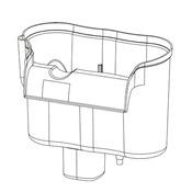 Pojemnik do filtra kaskadowego Aquael FZN-1 (100304)