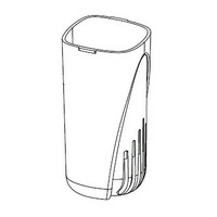 Pojemnik filtra FAN-3