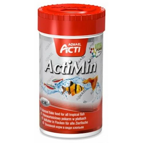 Pokarm Acti Actimin [100ml] - wieloskładnikowy, płatki