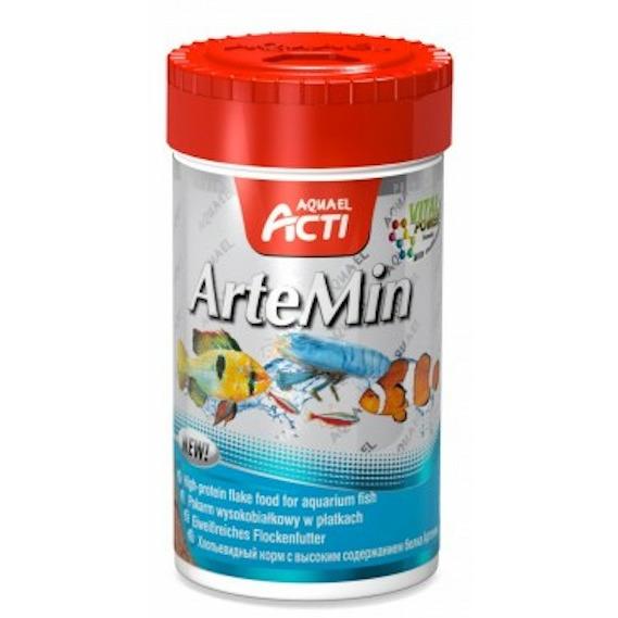 Pokarm Acti Artemin [100ml] - artemia