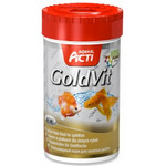 Pokarm Acti Goldvit [100ml] - dla złotych rybek