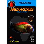 Pokarm African Cichlid spirulina pearls [230g] - granulat