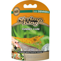 Pokarm DENNERLE Shrimp King Yummy Gum [50g] - samoprzylepny