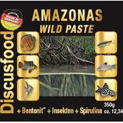 Pokarm DiscusFood Amazonas Wild [350g] - pasta