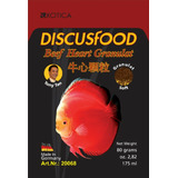 Pokarm DiscusFood Beef Heart Soft [230g] - granulat
