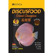 Pokarm DiscusFood Grand Champion [230g] - granulat