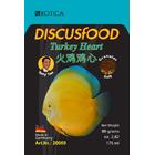 Pokarm DiscusFood Turkey Heart Soft [80g] - granulat XL