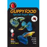 Pokarm GuppyFood Guppy Super Special BLUE [80g] - granulat