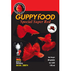 Pokarm GuppyFood Guppy Super Special RED [80g] - granulat