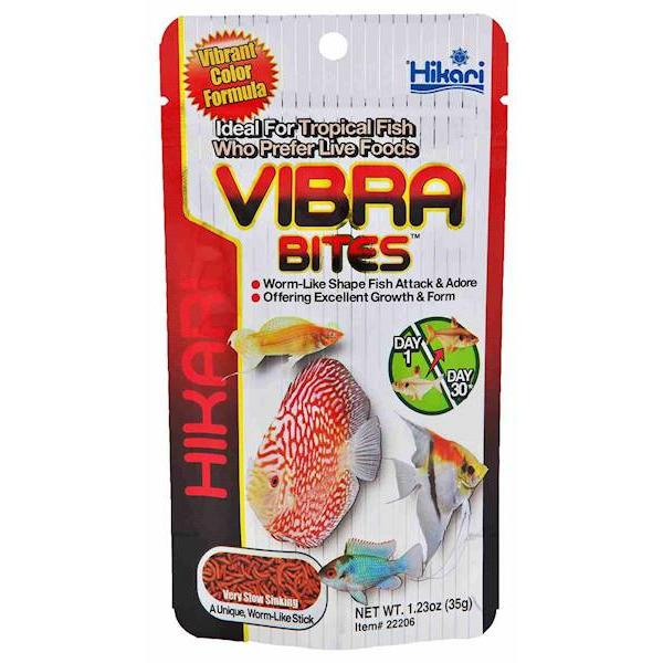Pokarm Hikari Vibra bites [35g]