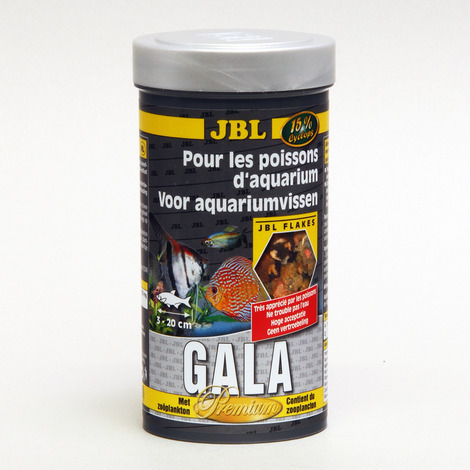 Pokarm JBL Gala [1l] - wieloskładnikowy, płatki
