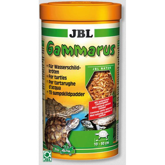 Pokarm JBL Gammarus [250ml] - kiełże dla żółwi wodnych