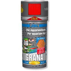 Pokarm JBL Grana CLICK [100ml] - granulat dla małych ryb
