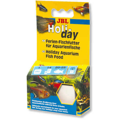 Pokarm JBL Holiday - wakacyjny
