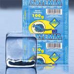 Pokarm mrożony ARTEMIA larwa solowca [100g] - odbiór osobisty