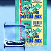 Pokarm mrożony DISCUS MIX - BIO COLOR serce wołowe i karotenoidy [100g] - odbiór osobisty