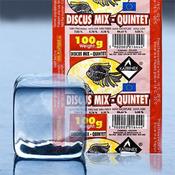 Pokarm mrożony DISCUS MIX - QUINTET - 5 różnych pokarmów [100g] - odbiór osobisty