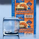 Pokarm mrożony GAMMARUS kiełż zdrojowy [100g] - odbiór osobisty