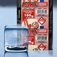 Pokarm mrożony MIX OCHOTKA - WODZIEŃ [100g] - odbiór osobisty