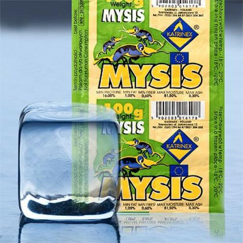 Pokarm mrożony MYSIS lasonóżki [100g] - odbiór osobisty