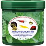 Pokarm Naturefood Grünfutter-Mix [280g] - dla krabów, raków, krewetek, ślimaków
