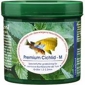 Pokarm Naturefood Premium Cichlid M [200g] - dla pielęgnic