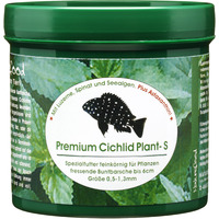 Pokarm Naturefood Premium Cichlid Plant S [200g] - dla pielęgnic