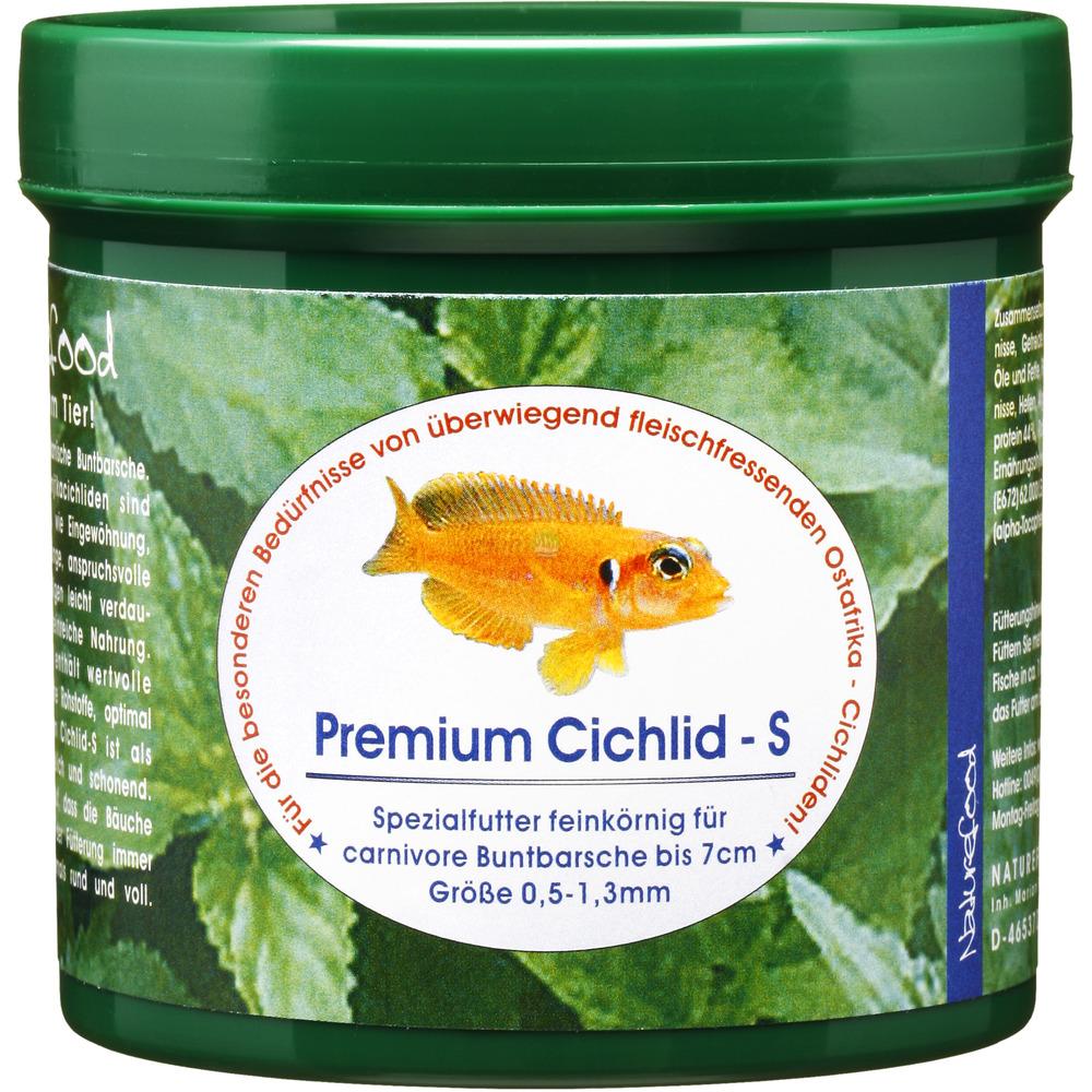 Pokarm Naturefood Premium Cichlid S [45g] - dla pielęgnic