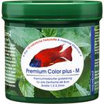 Pokarm Naturefood Premium Color plus M [105g] - wybarwiający