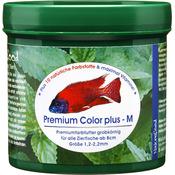 Pokarm Naturefood Premium Color plus M [210g] - wybarwiający