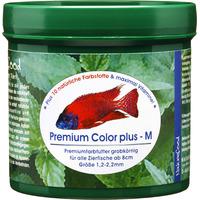 Pokarm Naturefood Premium Color plus M [55g] - wybarwiający