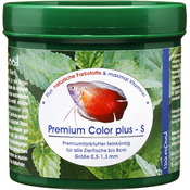 Pokarm Naturefood Premium Color Plus S [100g] - wybarwiający