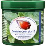 Pokarm Naturefood Premium Color Plus S [210g] - wybarwiający