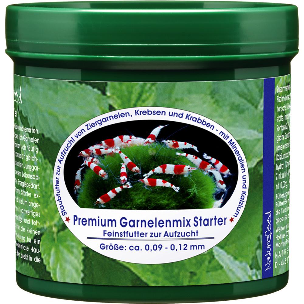 Pokarm Naturefood Premium Garnelenmix Starter [25g] - dla krewetek ozdobnych, raków i krabów