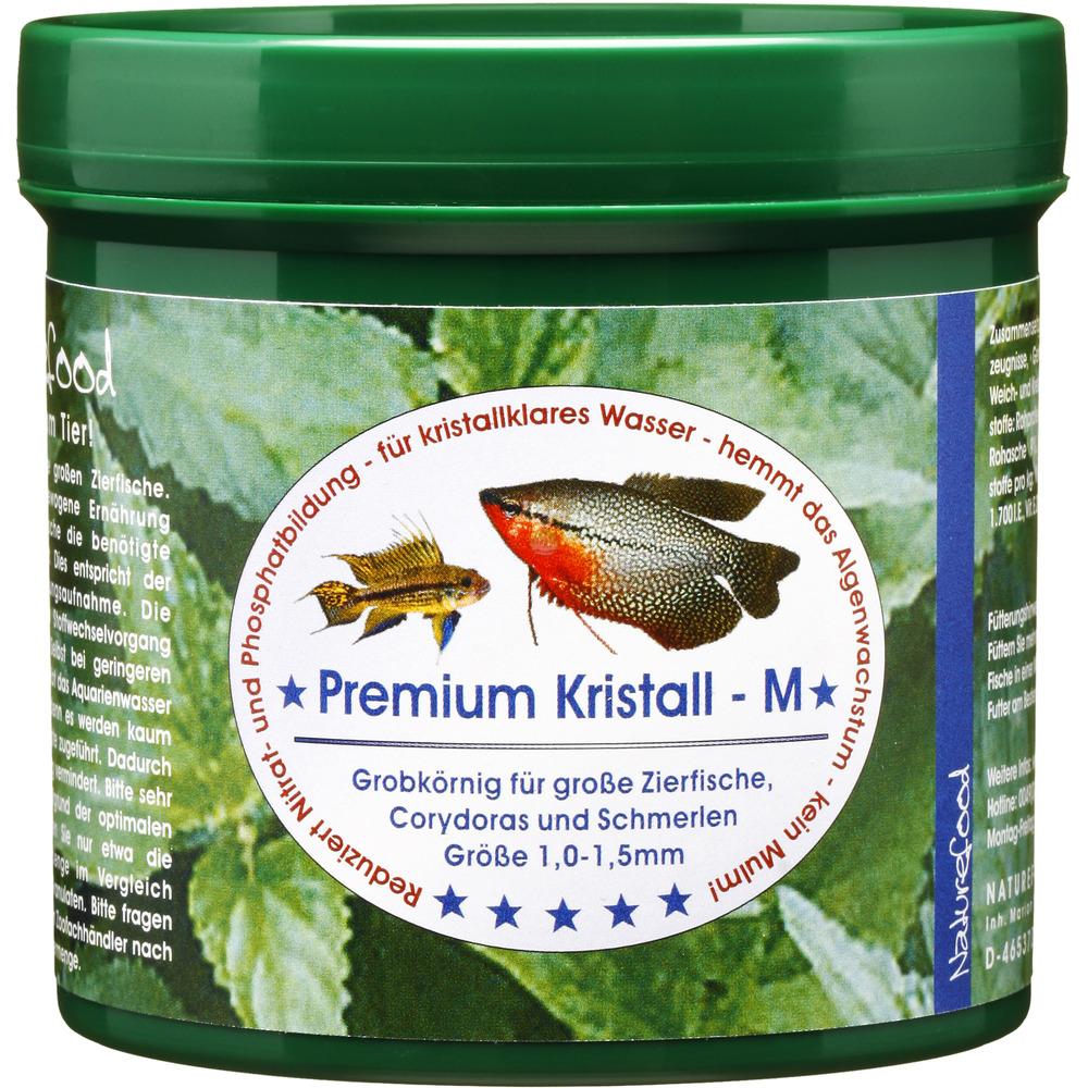Pokarm Naturefood Premium Kristall M [105g] - wybarwiający
