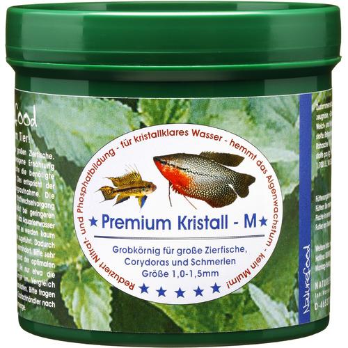 Pokarm Naturefood Premium Kristall M [55g] - wybarwiający