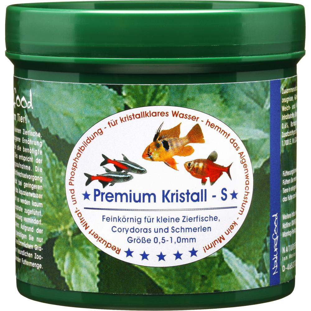 Pokarm Naturefood Premium Kristall S [210g] - wybarwiający