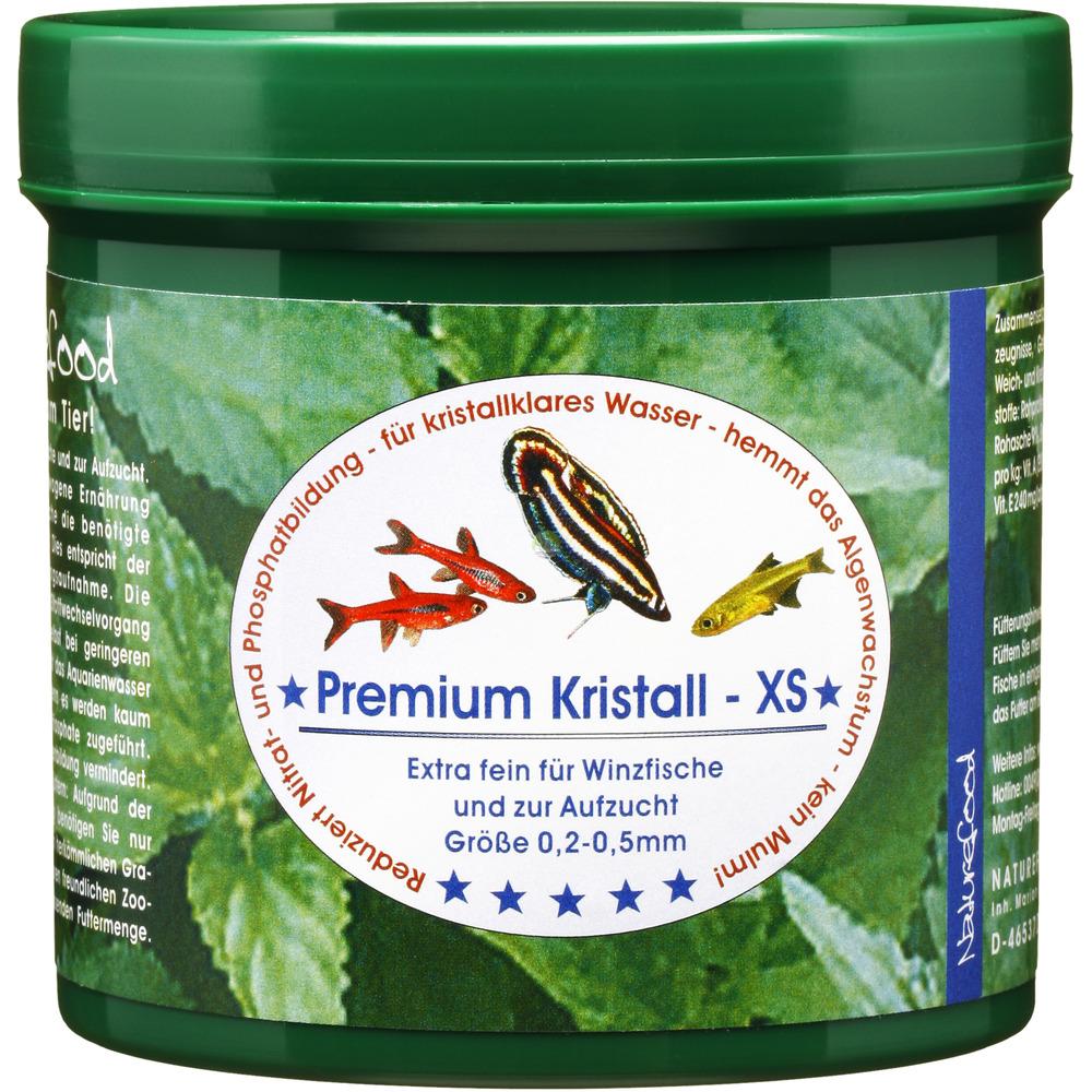 Pokarm Naturefood Premium Kristall XS [210g] - wybarwiający