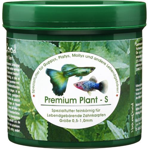 Pokarm Naturefood Premium Plant S [45g] - roślinny