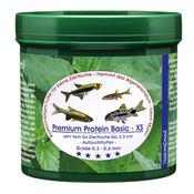 Pokarm Naturefood Premium Protein Basic XS [50g] - dla mięsożernych ryb ozdobnych