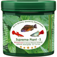 Pokarm Naturefood Supreme Plant S soft [120g] - dla ryb dennych