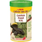 Pokarm Sera Catfish Tabs XXL [250ml] - dla ryb dennych, tabletki