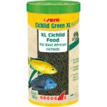 Pokarm Sera Cichlid Green XL [1000ml] - dla pielęgnic, granulat