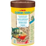 Pokarm Sera Cichlids Sticks [250ml] - dla pielęgnic, pałeczki
