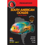 Pokarm South American Cichlid Colour pearls [230g] - granulat