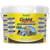 Pokarm Tetra Cichlid Algae Mini [10l, wiaderko] - granulowany dla pielęgnic