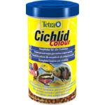 Pokarm Tetra Cichlid Colour [500ml] - granulowany dla pielęgnic