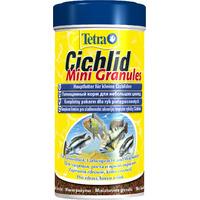 Pokarm Tetra Cichlid Mini Granules [250ml] - granulowany dla pielęgnic