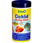 Pokarm Tetra Cichlid Shrimp Sticks [250ml] - granulowany dla pielęgnic