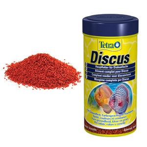 Pokarm Tetra Discus [500ml] w granulkach - uzupełnienie